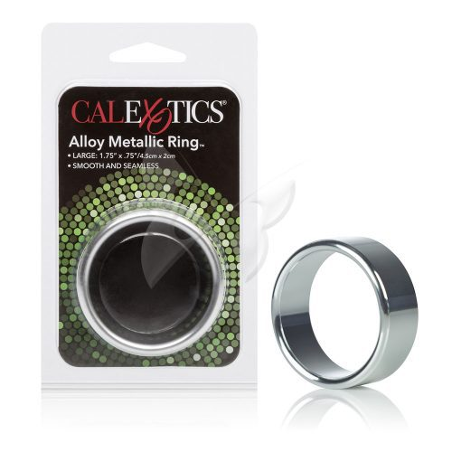 Alloy Metallic Ring (Large) Box