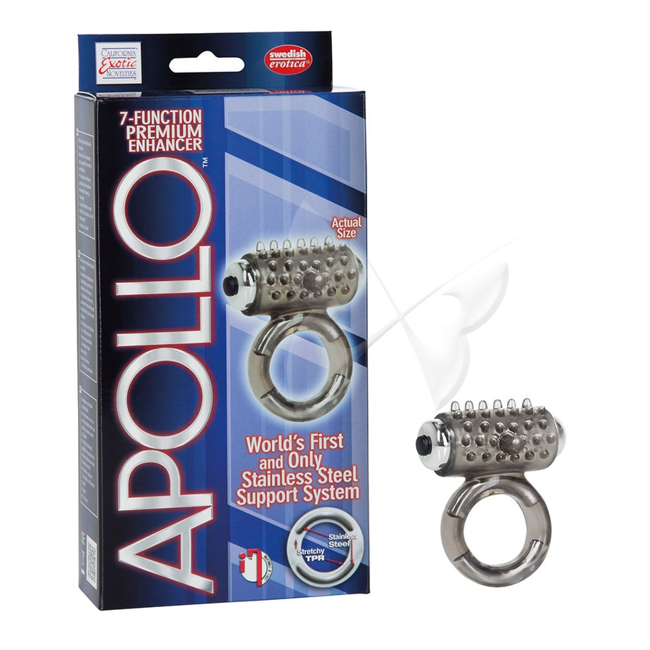 Apollo 7 Function Premium Enhancer (Smoke) Box