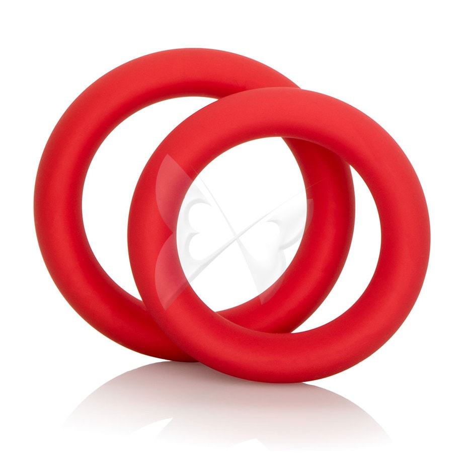 Colt Silicone Super Rings (Red) 2