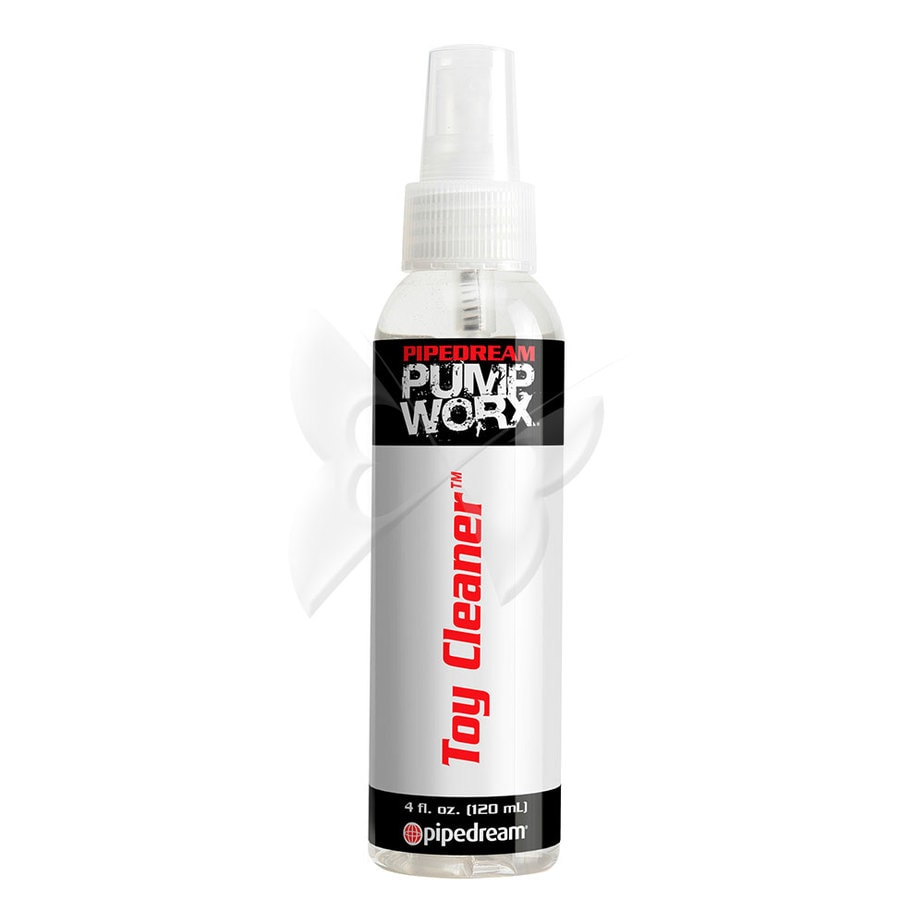 Pump Worx Toy Cleaner (120mL)