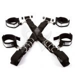 Stand To Attention Over The Door Restraint System