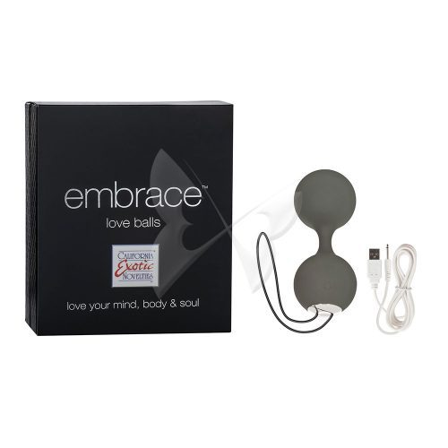 Embrace Love Balls (Gray) Box