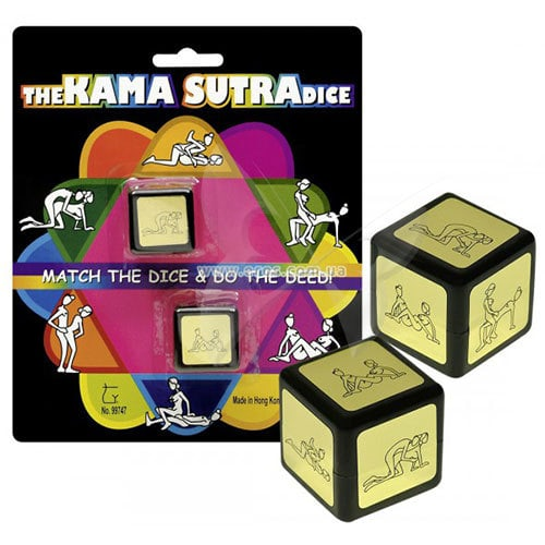 Kama Sutra Dice | Sex Toys For Couples | Sex Dice Games