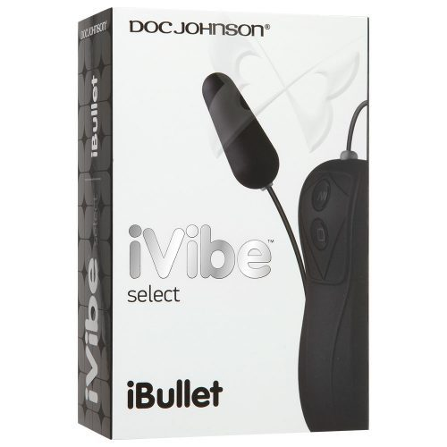 iVibe Select iBullet (Black) Box