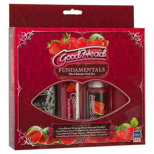 GoodHead Fundamentals Kit Box