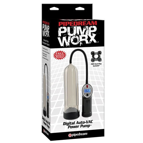 Pump Worx Digital Auto VAC Power Pump Box