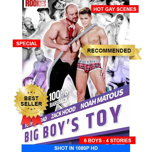 Big Boys Toy Gay DVD