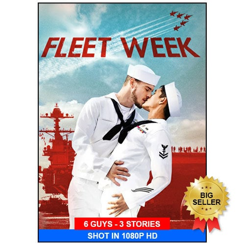 Fleet Week Gay DVD