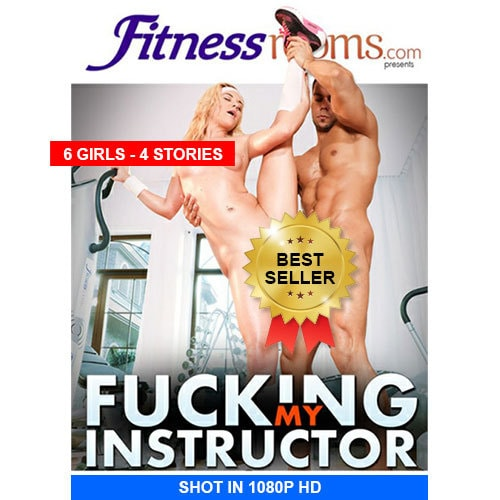 Fucking My Instructor Adult DVD