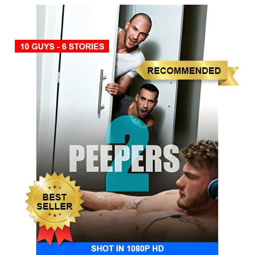 Peepers 2 Gay DVD