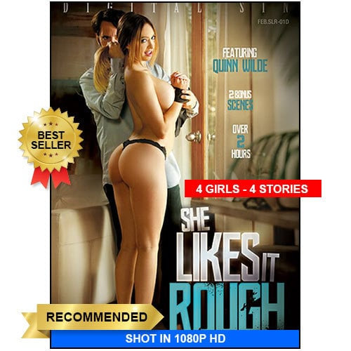 She Likes It Rough Adult DVD