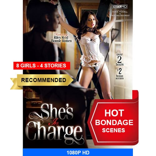 She's In Charge Lesbian DVD