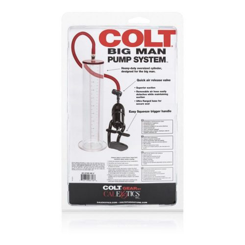 COLT Big Man Pump System Features