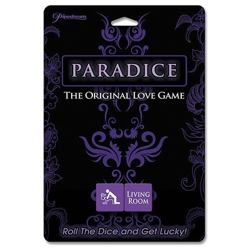Paradice Sex Position Dice | Sex Games