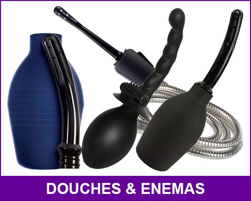 Anal Douches & Anal Enemas For Sale Online