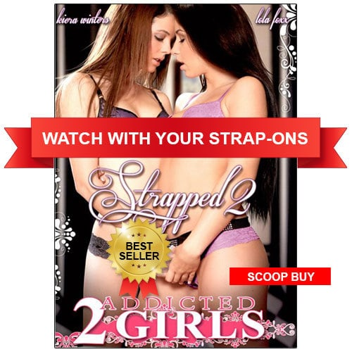 Strapped 2 | Lesbian XXX DVDs | Lesbian Sex Toys