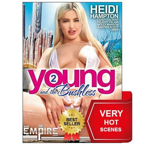 The Young And The Bushless 2 | Adult XXX DVDs | Sex Toys