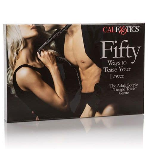Fifty Ways to Tease Your Lover   Fun Sex Games
