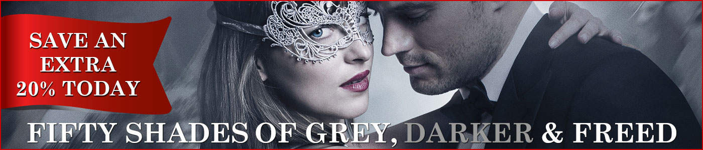 Fifty Shades of Grey | Fifty Shades Darker | Fifty Shades Freed