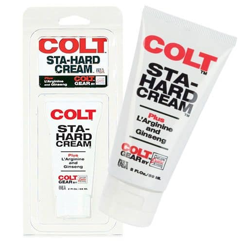 Colt Sta Hard Cream | Sexual Enhancers For Men