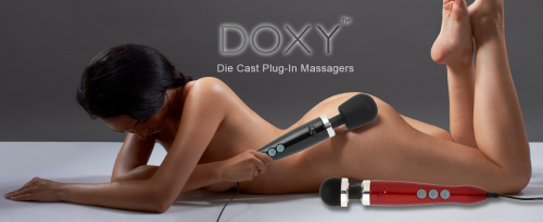 Doxy Massagers | Doxy Die Cast | Doxy Number 3