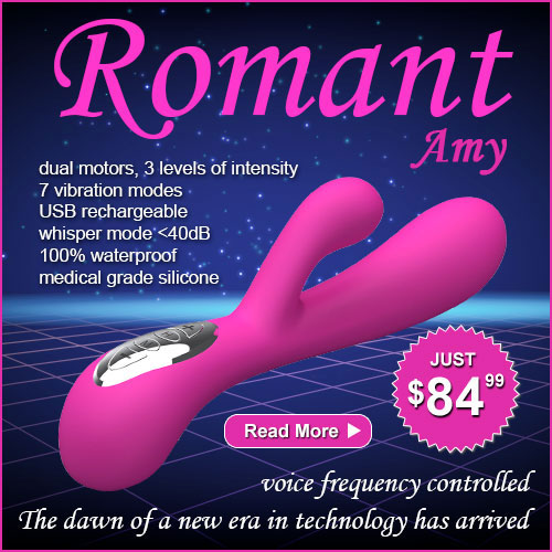 Romant Amy | Rabbit Vibrators | Sex Toys For Women