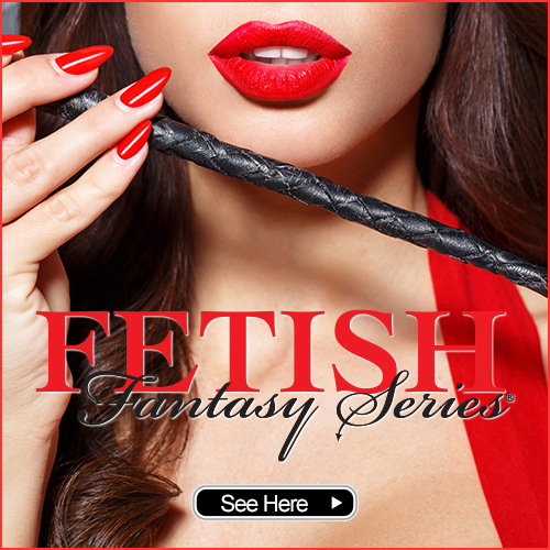 Fetish Fantasy Series | Bondage Toys