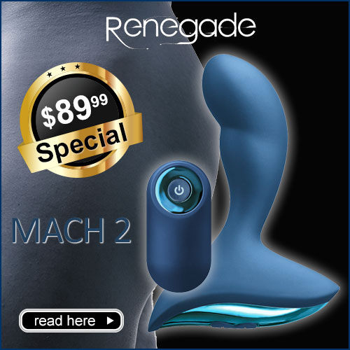 Renegade Mach 2 | Prostate Massager