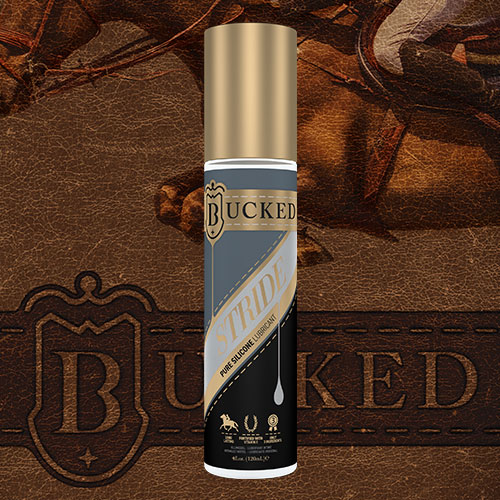 Bucked Stride Silicone Lubricant (120mL) | Silicone Lubricants