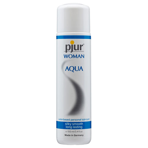 Pjur Woman Aqua (100mL) | Water Based Lubricants