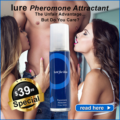 Lure Pheromone Attractant | Sex Toys For Men