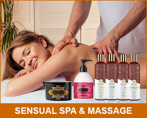 Sensual Spa Products | Massage Oils